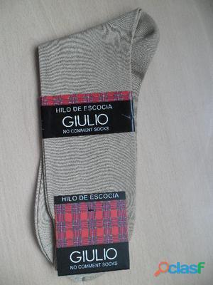 CALCETINES GIULIO HILO DE ESCOCIA NUEVOS