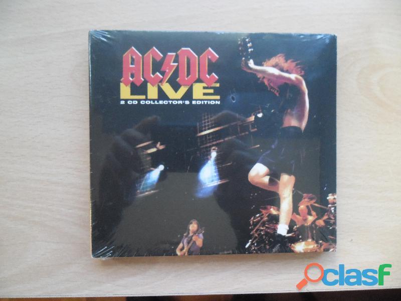HEAVY METAL CD NUEVOS MAIDEN ACDC DIO OZZY 5