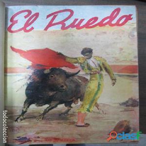 Colección completa revista El Ruedo