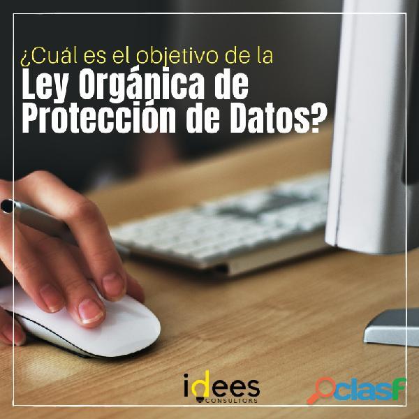 ¿estás al día en materia de proteccion de datos? ¡nosotros sí! adapta tu empresa o negocio desde ya