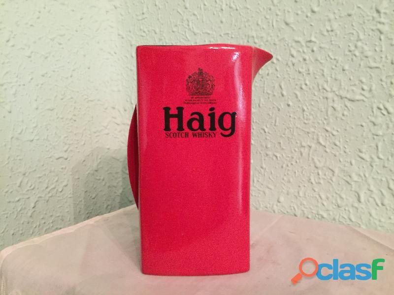 Jarra de whisky Haig