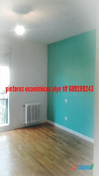 pintores economicos en pozuelo de alarcon 689 289 243 .alye. españoles