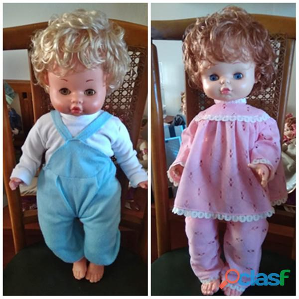Muñecas de famosa años 60