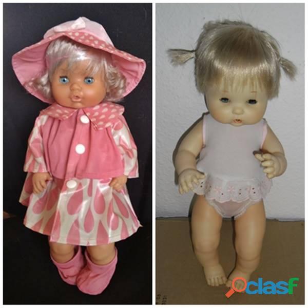Muñecas nenuco años 70 ojos margarita