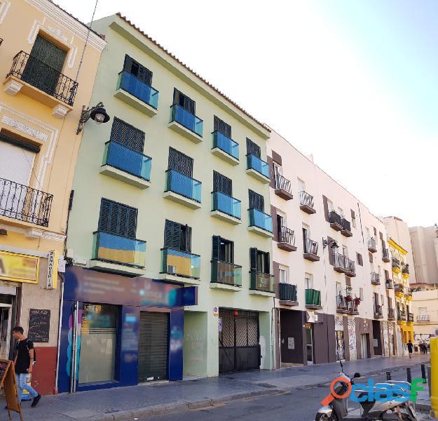 Apartamento malaga centro con garaje en venta