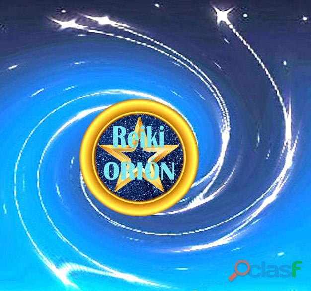 Curso de formación en reiki orión   el sistema más potente!