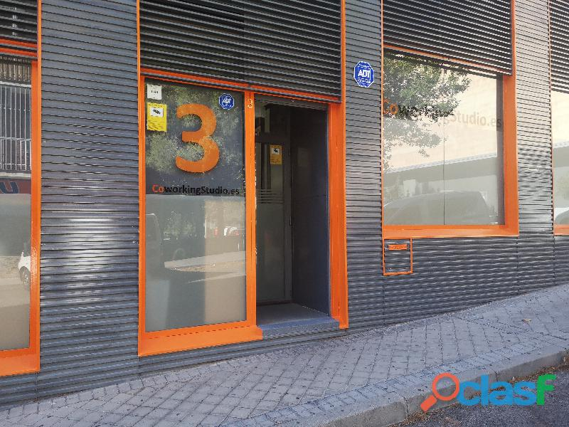 Alquiler compartido COWORKING 7