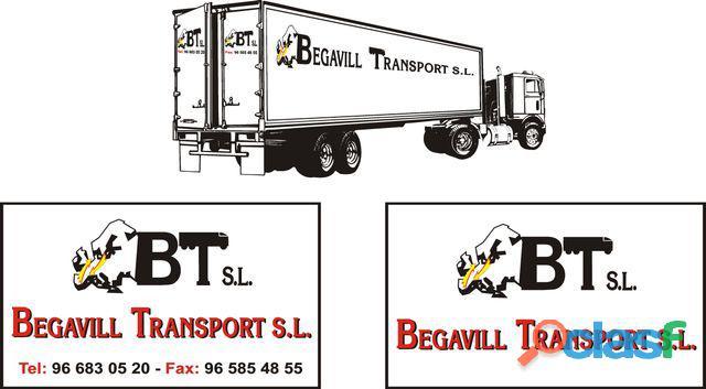 Buscamos conductores para camión ruta internacional