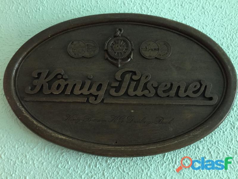 Cuadro cerveza Konig Pilsener