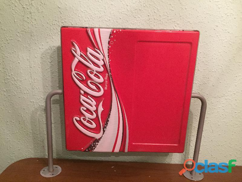 Antiguo Cartel Coca Cola