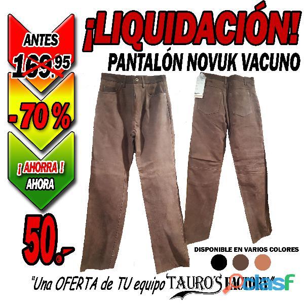 Pantalon Piel Novuk