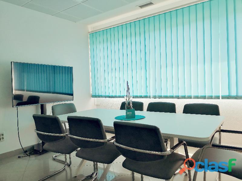 Alquiler oficinas y sala de reuniones en Inn Offices Centro