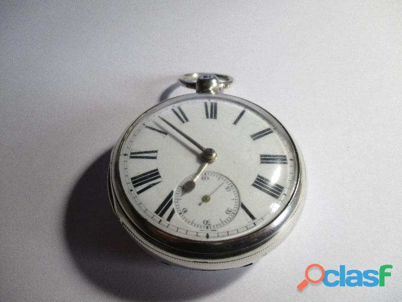 Reloj semicatalino de bosillo