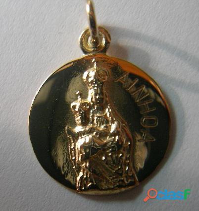Medallas virgen ainhoa,varios modelos