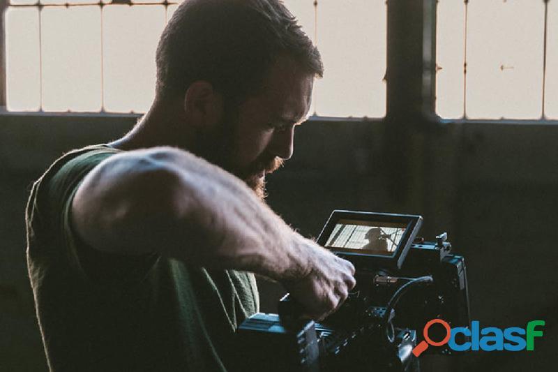 ¿quieres hacer un video de tu empresa?