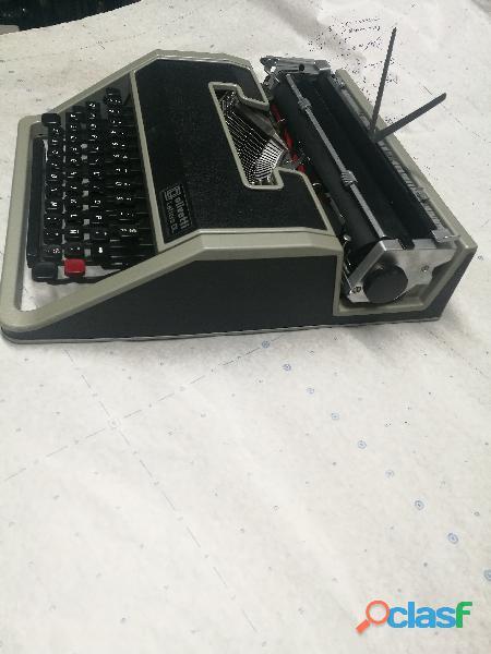 Máquina de escribir 1