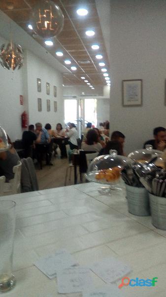 Traspaso cafeteria frente a nuevas consellerias