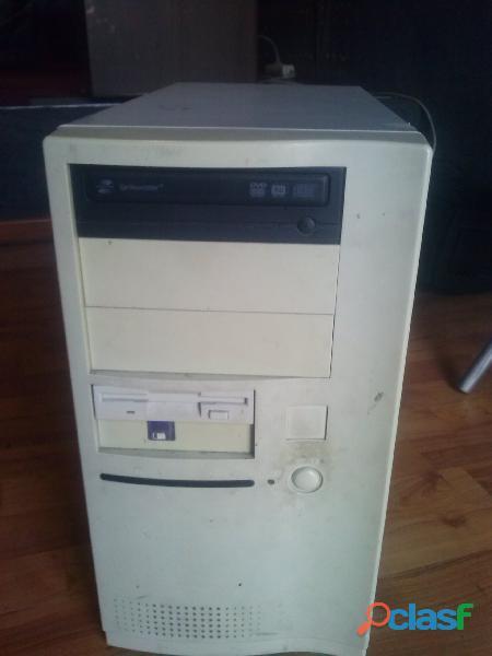 Vendo ordenador completo con xp profesional pre instalado (sp3)