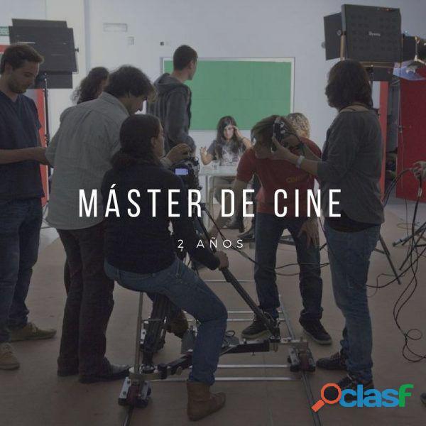 Máster de cine digital. filmosofía