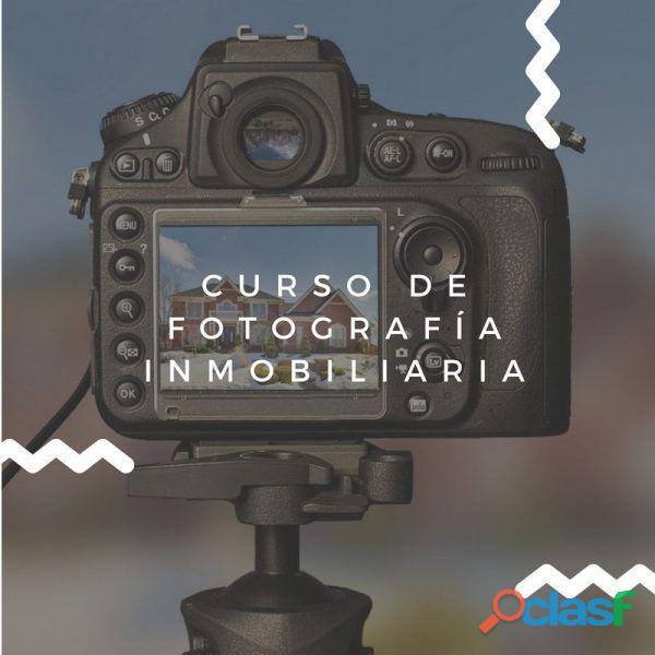 Taller de fotografía inmobiliaria. filmosofía