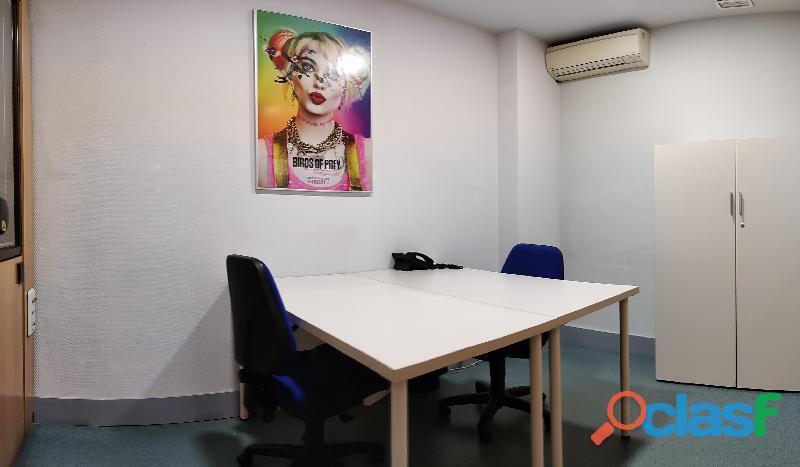 Alquiler despacho COWORKING STUDIO