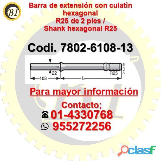 Se vende barra de extensión 7802 6108 13