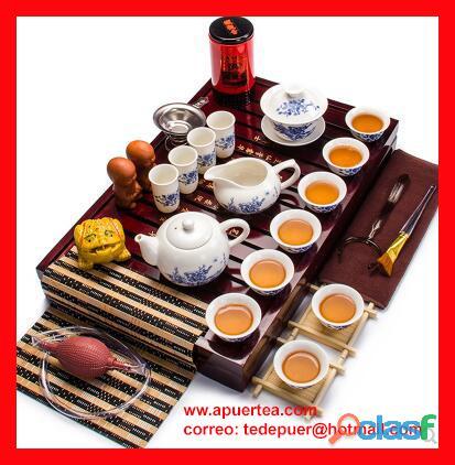 Envio gratis por mayor organico tede puer tea