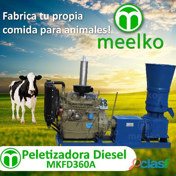 Peletizadota diesel mkfd360a