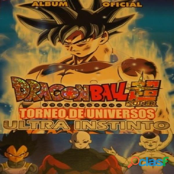 Album dragon ball super torneo del poder