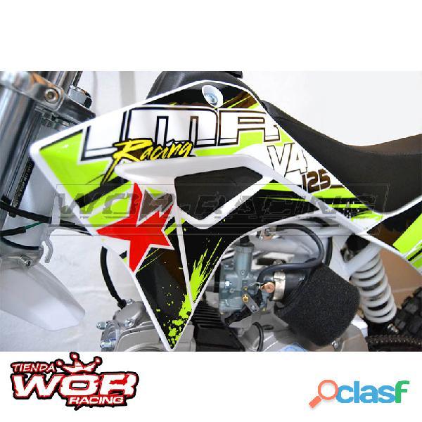 Moto cross v4 125 cc infantil imr