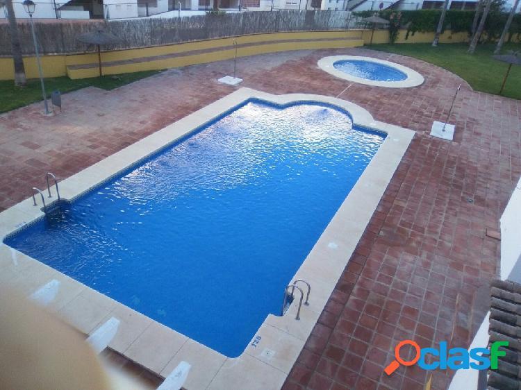 Apartamento con piscina !!!!