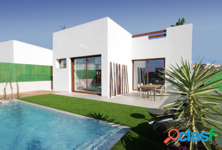 Villas en venta zona benijófar desde 299.900€