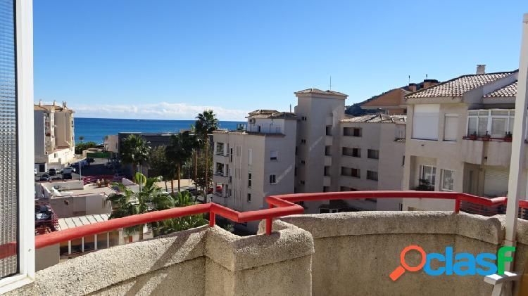 Apartamento en 2 línea playa del albir con 2 garajes cabinados incluidos en precio!