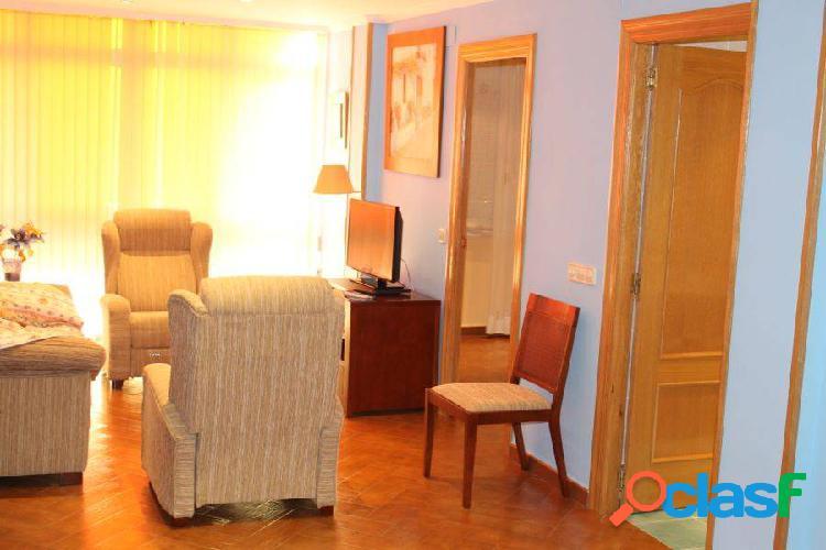 Apartamento reformado en colonia madrid.