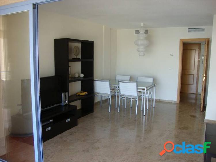 Apartamento de 2 dormitorios con garaje en La Cala de Villajoysa 1