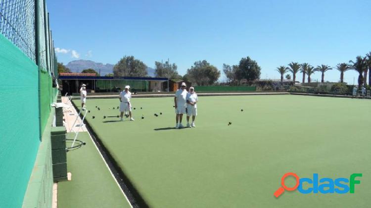 Oportunidad de negocio, club de tenis, con chalet familiar