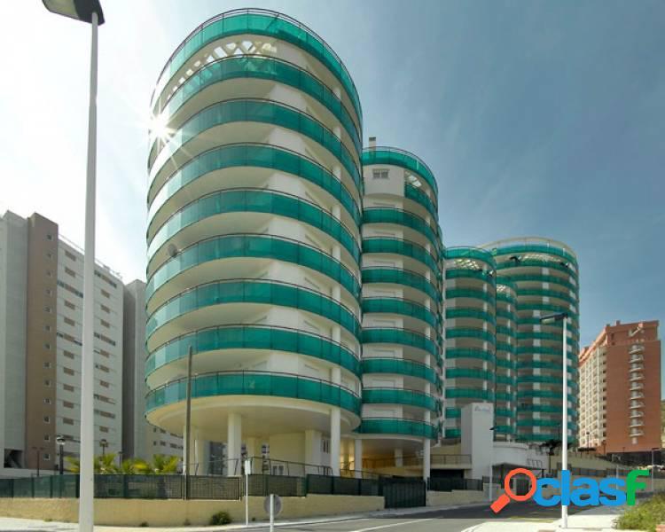 Promoción de apartamentos de obra nueva de 1 y de 2 dormitorios