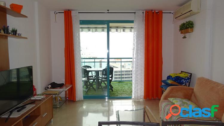 Acogedor apartamento ático con vistas panoramicas al mar y ciudad. 1
