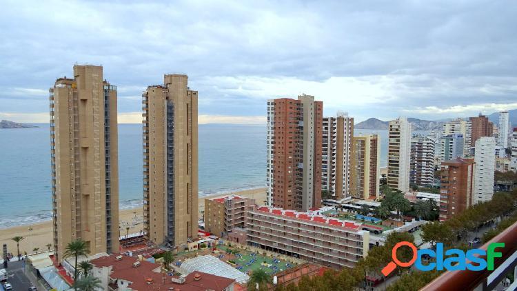 Bonito apartamento con vistas espectaculares en coblanca a un paso de playa levante.