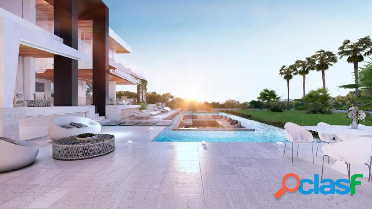 Dos villas nuevas por un total de 1.995.000 € en nueva andalucia, marbella