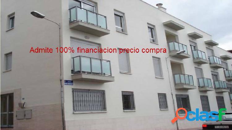 Valle san lorenzo piso 3 habitaciones, 51 m2,solarium, garaje y trastero