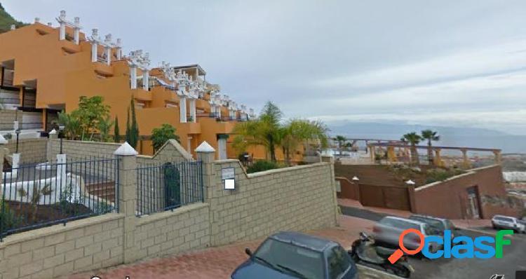 Costa adeje 2 habitaciones con terraza de 40 m2 con vistas al mar. plaza garaje