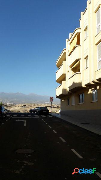 Los abrigos, piso de 75m2, 2 dormitorios, 2 baños, balcón, trastero y plaza de garaje