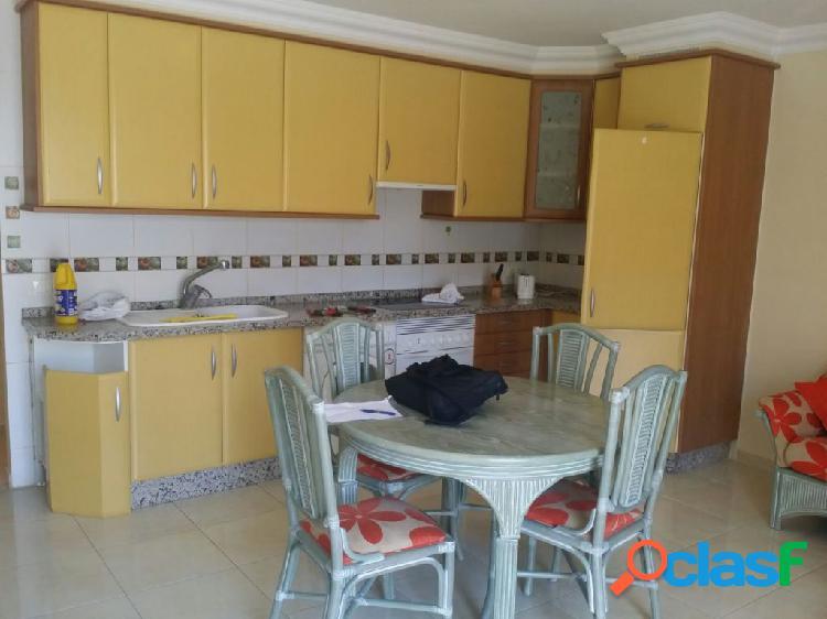 Piso 48 m2 cerca de las rosas, 1 dormitorio, 1 baño con lavadero y trastero en azotea