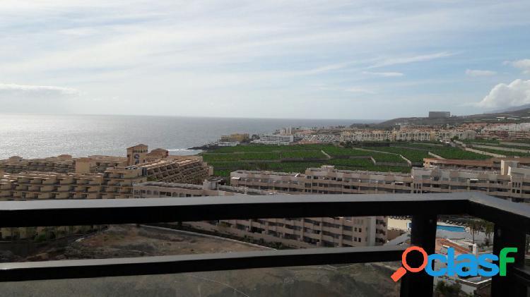 Playa paraiso, piso de 65 m2, 1 dormitorio, terraza con preciosa vista dal mar y terraza