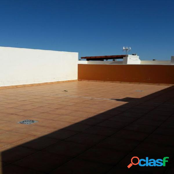 San isidro, piso 78 m2 con 3 dormitorios, mas solarium 50 m2 y plaza garaje y trastero