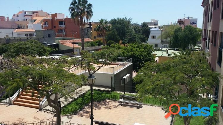San miguel. guargacho. piso 2 habitaciones, equipado con vistas. cocina independiente