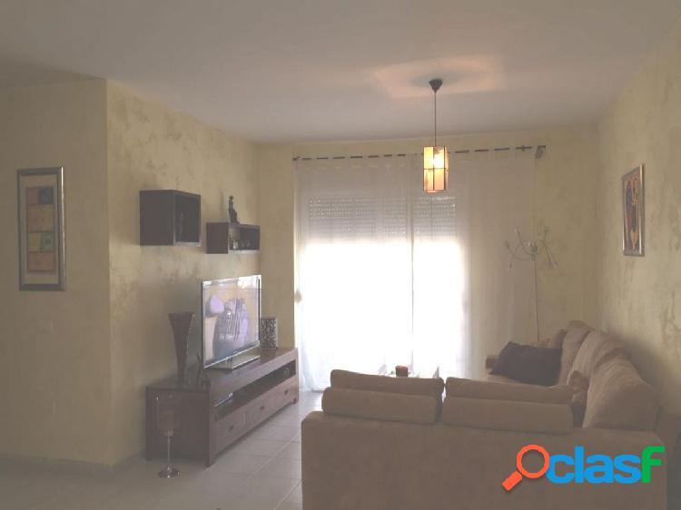 Alquiler opcion compra San Isidro, Piso 73 m2 con 2 dormitorios, 2 baños, solarium y garaje 1