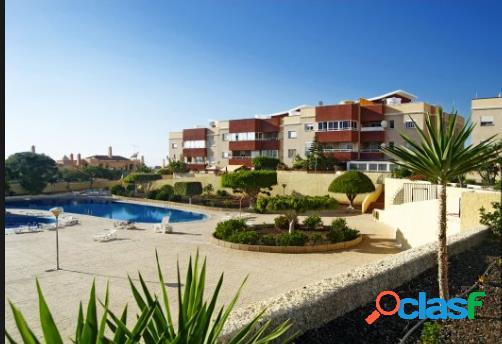 Costa adeje.piso 2 habitaciones 2 baños y solarium 60 m2 en urbanizacion cerrada calidad