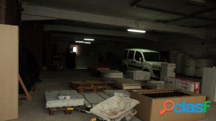 Local comercial de 900 m/2 a dos calles, y 10 plazas de garaje junto a antonio huertas, consultar 625698902 carmen